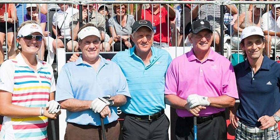 Honda Classic Cares Pro-Am celebrity participants