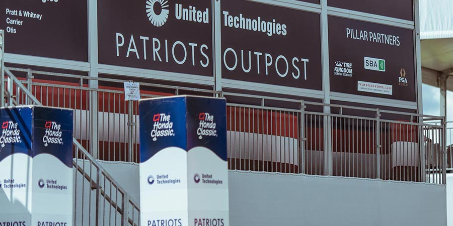Patriots Outpost military venue