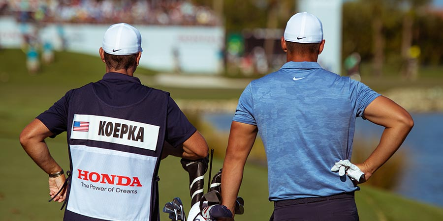 Brooks Koepka at Honda Classic