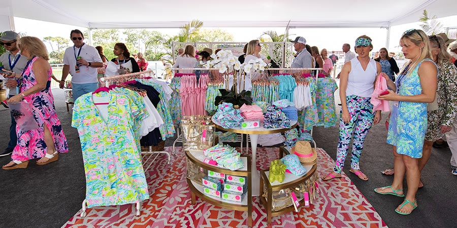 lilly pulitzer lounge